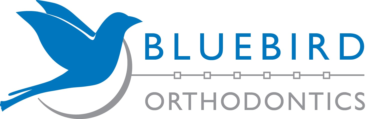 Bluebird Orthodontics Logo