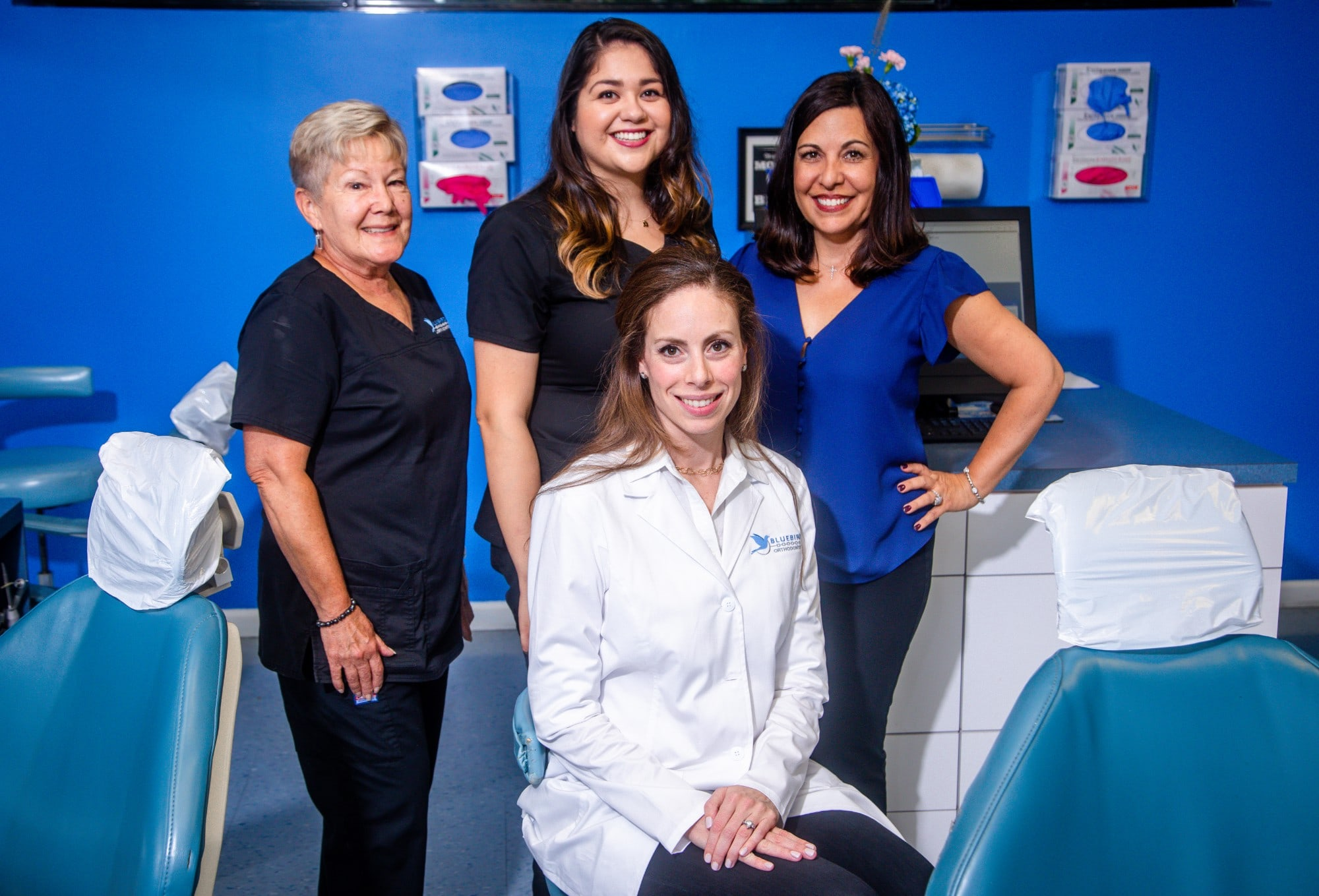 Bluebird Orthodontics Team